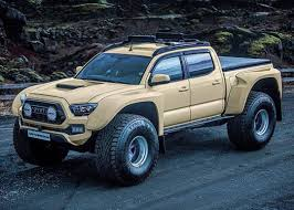 100 Toyota Artic Truck DailyHiLux Tacoma Arctic Truck
