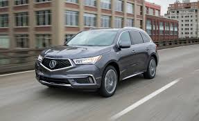 Does Acura Mdx Have Captains Chairs by 2017 Acura Mdx Sport Hybrid Sh Awd First Drive Review Car And