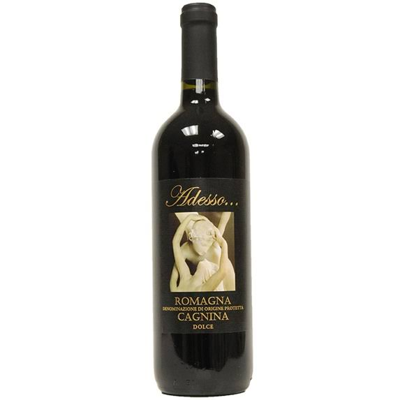 Adesso Cagnina Di Romagna Sweet Red Wine - 750ml
