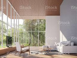 tropenhaus wohnzimmer 3d render stockfoto und mehr bilder architektur