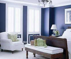 Full Size Of Bedroomdecorative Once Again We See The Striking Contrast Navy And Large