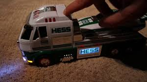 Holiday Gift Guide - Hess Toy Truck - Dad Of Divas