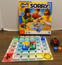 U Build Sorry Board Game Review And Rules