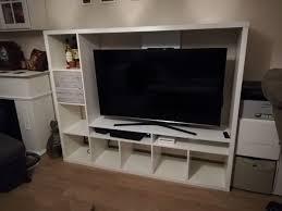 tv wand ikea lappland