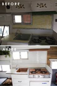 Trailer Remodel Ideas 20 RV Hacks Renovation
