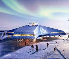 104 Antarctica House Architecture Antarctic Buildings E Architect