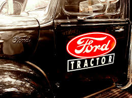 100 Ford Truck Logo Old Truck With An Oval Red Logo Old Trucks At Th Flickr