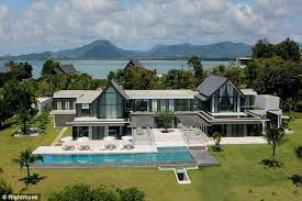 Just right for the super rich lifestyle This Thai property is the most expensive