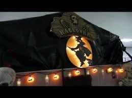 Halloween Cubicle Decorating Contest by Haunted Hallways Cubicle Decorations For Work Youtube