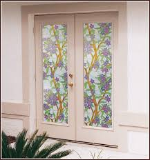 Artscape Savannah Decorative Window Film by Stained Glass Window Film Privacy Decorative Static Clings