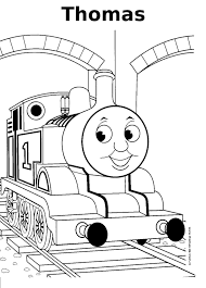 Coloring Pages Free Thomas Coloring Pages And Friends Picture