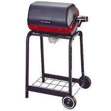 Brinkmann Outdoor Electric Grill by Easy Street Electric Grills Grills The Home Depot