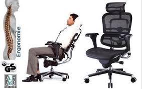 fauteuil de bureau ergonomique mal de dos fauteuil 24 24 tech
