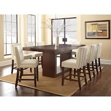 Kitchen Tables Joplin Mo With Steve Silver Company Antonio Counter Height Dining Table 18