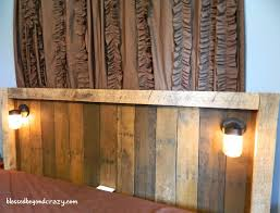 Headboard Lights For Reading by Diy Headboard