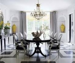 10 Dramatic Dining Room Designs