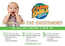Dental Front Desk Jobs Mn by Camp Smile