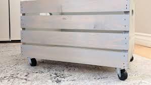 turn wooden crates into diy toy storage angie u0027s list
