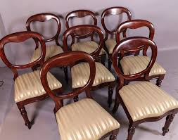 Set Of 8 Victorian Mahogany Balloon Back Chairs In 2019 ... Antique Victorian Ref No 03505 Regent Antiques Set Of Ten Mahogany Balloon Back Ding Chairs 6 Walnut Eight 62 Style Ebay Finely Carved Quality Four C1845 Reproduction Balloon Back Ding Chairs Fiddleback Style Table And In Traditional Living Living Room Upholstery 8 Upholstered Lloonback Antique French