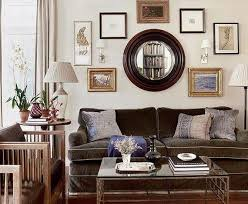 living room ideas brown sofa decoraci on interior
