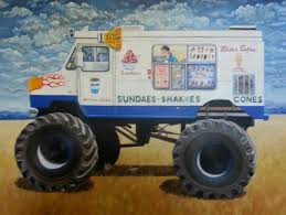Untitled — Mister Softee Monster Truck 2014, Oil On Canvas,... Time Flys 1 Saratoga Speedway Spring Monster Truck Outdoor Playsets Commercial Playground Test For South Africa Car Magazine 3d Rally Racing Apk Download Free Game For Patio Inflatable Bounce House 2006 Chevy Kodiak 4500 Streetlegal Photo Image Illustration Of Monstertruck Isolated Blue Front View Mercedes Arocs Is A Custom Cstruction Sites Font Uxfreecom Trucks Stock Photos
