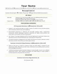 Resume Builder Military Of 19