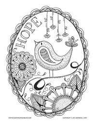 Free Coloring Page 015 FW D005