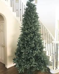 Here Is Our Tree Before Cathy Buys A Real Every Year Which I LOVE But Unfortunately Am Allergic Was Nervous About Flocking Artificial