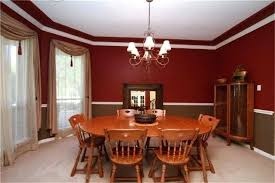 Dining Room Color Schemes Amazing Formal Spacious