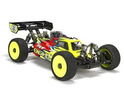 100 Losi Trucks Team Racing 8IGHT 40 18 4WD Nitro Buggy Kit TLR04003 Cars