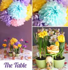 81 Spring Flower Table Centerpieces