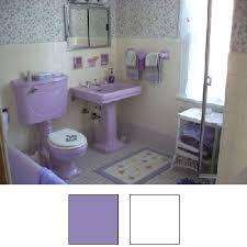 salle de bain mauve la salle de bains nuancier 15 déco en nuances