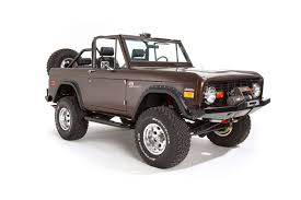 Classic Ford Broncos – Check Out Some Of Our Recent Show-quality ...