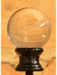 Crystal Table Lamp Finials by Lamp Finials Amazon Com