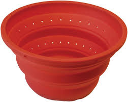 Progressive Over The Sink Colander by Strainers And Colanders In All Sizes Everything Kitchens