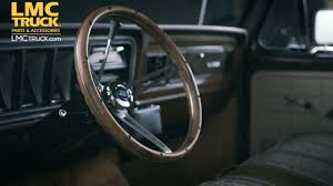 LMC Truck // Featured Products: Steering Wheels On Vimeo