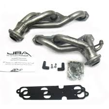 96-99 Chevrolet GMC C/K 4.3 V6 JBA Headers Stainless Steel Chevy ... Headers For Trucks Pacesetter Performane Products Dynatech Afdynaprocom Jba Cat4ward 1830s6 Free Shipping On Orders Over American Racing Brings New Life To The Iconic E46 M3 0713 Gm Truck Header System Performance Afe Power Patriot Exhaust H8050 Tri5 Jegs Chassis Exit 460 Ford Enthusiasts Forums 1lsx Stainless Steel Up Forward Turbo Hawks Third Amazoncom 1850s2 158 Shorty Flowtech Makes Ram And Toyota 1970 Chevy C10 Truck Open Headers Youtube