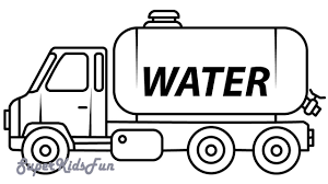 Amazing Tanker Truck Coloring Pages Water Tank #3020 - Unknown ... Water Tanker Truck China Sinotruk Howo 8x4 32 M3 Hot Sales Photos Tankers Tanker Vehicle Body Building Branding Carrier Orbit Diversified Fabricators Inc Off Road Tank Uses Formation Youtube New Designed 200l Angola 6x4 10wheelswater Delivery Isuzu 18 Ton Trucks For Sale Shermac 3500 500 Gal Liquid Tankertruck Semi Trailer 135 2 12 6x6 Water Tank Truck Hobbyland
