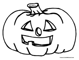 Scary Halloween Pumpkin Coloring Pages by 195 Pumpkin Coloring Pages For Kids