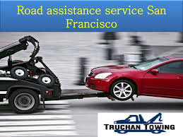 100 Tow Truck San Francisco PPT Roadside Assistance Service San PowerPoint