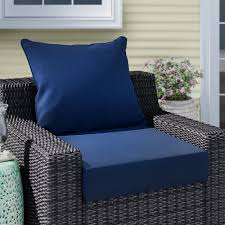 Square Chair Furniture Cushions | Wayfair