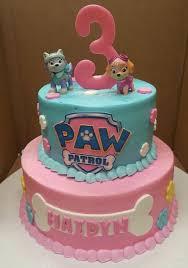 1001 inspirationen für ausgefallene paw patrol torte