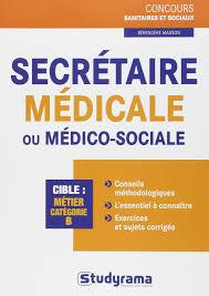 fiche metier secretaire medicale fr secrétaire médicale ou médico sociale berengère