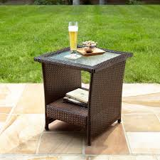 Ty Pennington Patio Furniture by Ty Pennington Style Parkside Lamp Table Outdoor Living Patio