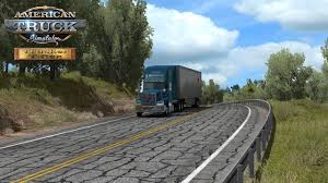 American Truck Simulator Video # 1196 Oakdale To Rancho Cordova ...