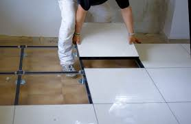 how to lay porcelain tile wood best for kitchen floor tiles