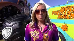 Scooby-Doo! | Monster Jam Interviews Brianna - YouTube Monster Jam In St Louis Mo 365photos Nicole Johnson On Twitter Heres To Another Donut Win Returns Pinterest Denver Truck Show Parent U The Gang Is All Together For The First World Finals Xvii Competitors Announced Nicole Johnson Makes Sure Scooby Doo Is One Well Trained Dogby Grave Digger Team Scbydoo Shows Off Truck For Scbydoos Driver No Mystery