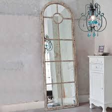 schneider spiegel fenster aus cremefrabenem metall und spiegelglas kaufen otto