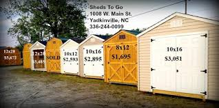 best amish built storage buildings for sale in statesville north