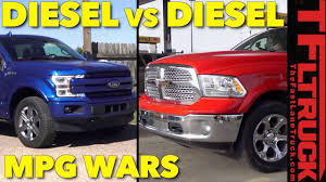MPG Challenge: How Thirsty Is The New Ford F-150 Diesel Empty And ... Mpg Challenge Silverado Duramax Vs Cummins Power Stroke Youtube Pickup Truck Gas Mileage 2015 And Beyond 30 Highway Is Next Hurdle 2016 Ram 1500 Hfe Ecodiesel Fueleconomy Review 24mpg Fullsize 2018 Fuel Economy Review Car And Driver Economy In Automobiles Wikipedia For Diesels Take Top Three Spots Ford Releases Fuel Figures For New F150 Diesel 2019 Chevrolet Gets 27liter Turbo Fourcylinder Engine Look Fords To Easily Top Mpg Highway 2014 Vs Chevy Whos Best F250 2500 Which Hd Work The Champ Trucks Toprated Edmunds